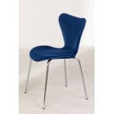 Uit Velvet Dining Chair, thumbnail image 2