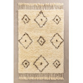 Cotton and Wool Rug (215x125 cm) Ariana, thumbnail image 1
