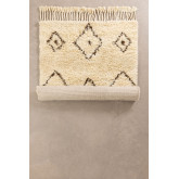 Cotton and Wool Rug (215x125 cm) Ariana, thumbnail image 2