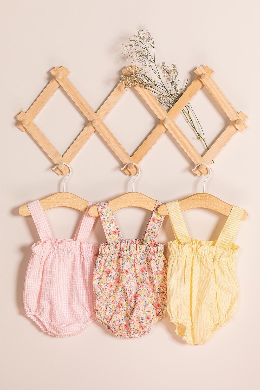 Set of 2 Arius Kids Hangers, gallery image 1