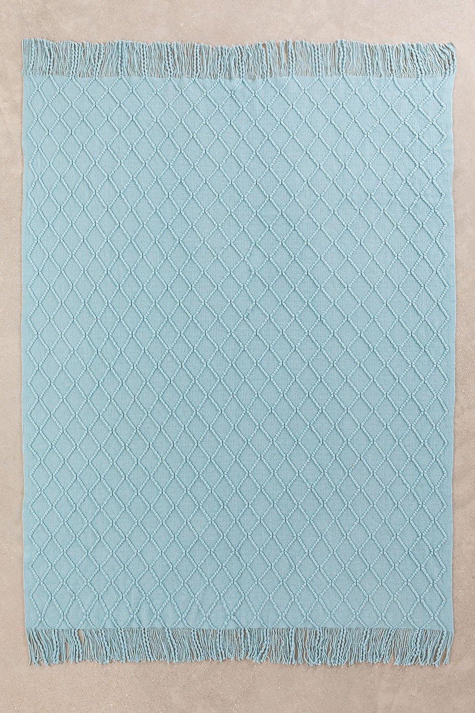 Plaid Gradd Blanket , gallery image 1
