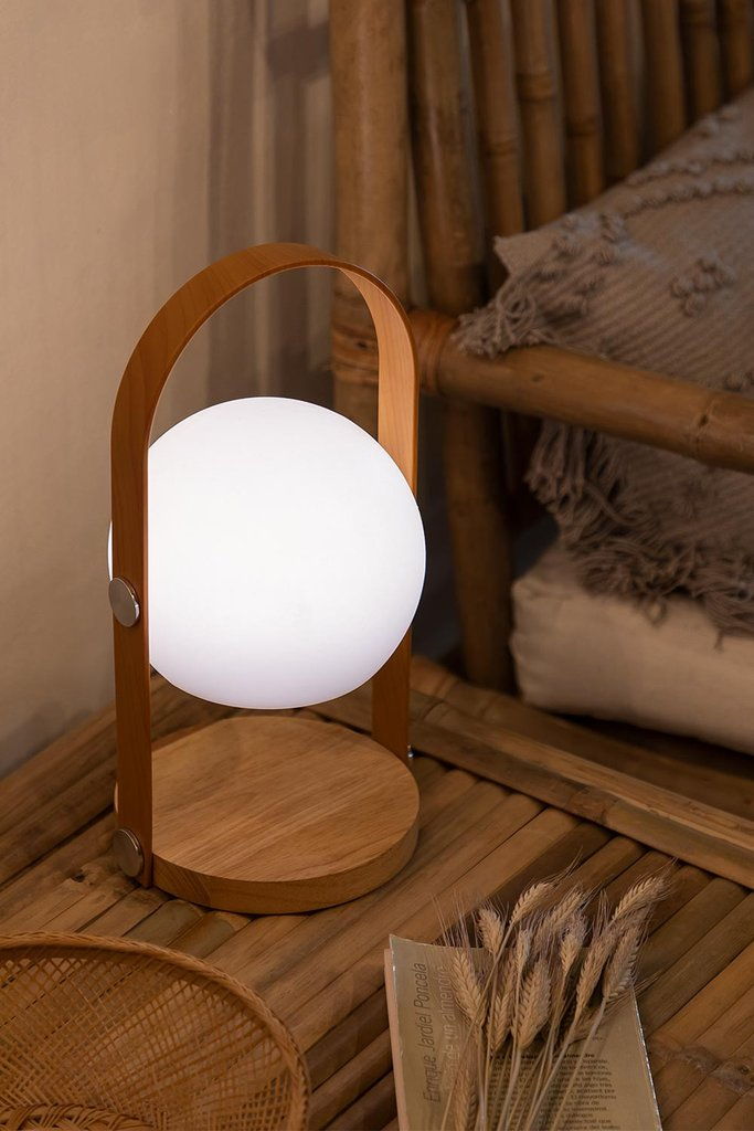 Alop Outdoor LED Table Lamp, gallery image 1