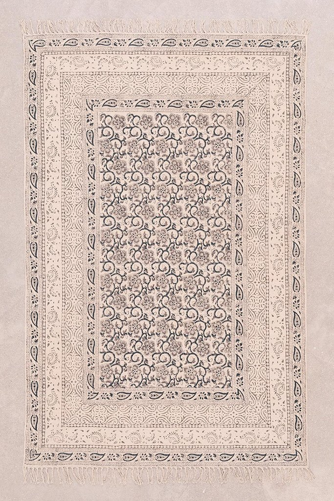 Cotton Rug (183x120 cm) Banot, gallery image 1