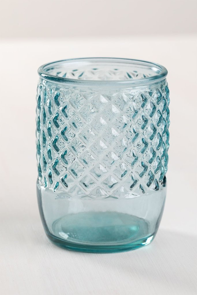 Recycled Tumbler Glass Anett, gallery image 1
