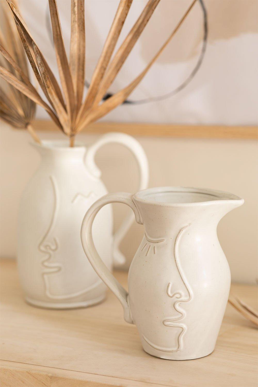 Decorative Ceramic Vase Samaya, gallery image 1
