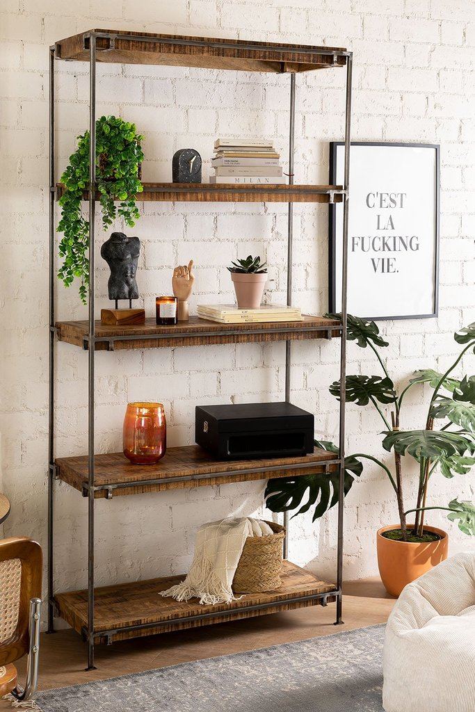 Shelving Unit of 5 shelves  Inme, gallery image 1
