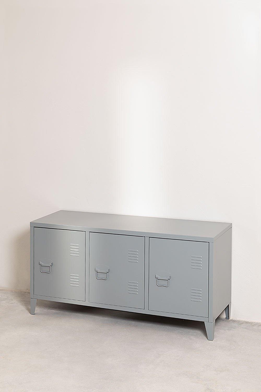 TV Metal Locker Cabinet Pohpli, gallery image 1