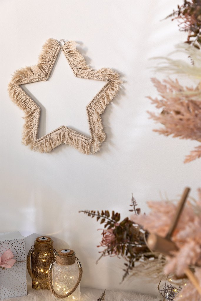 Rigel Cotton Wall Hanging, gallery image 1