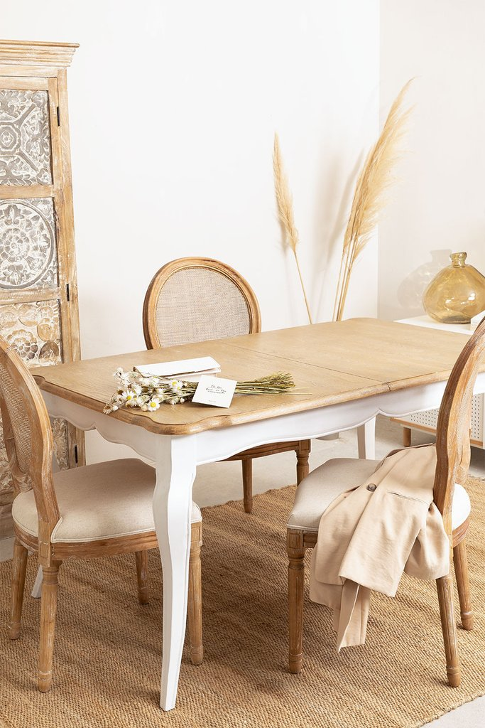 Extendable Dining Table Fersy (150-190 x 90 cm) , gallery image 1