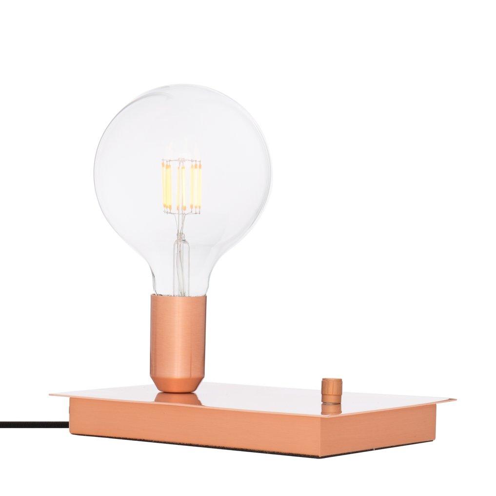 Task Metallic Table Lamp, gallery image 1