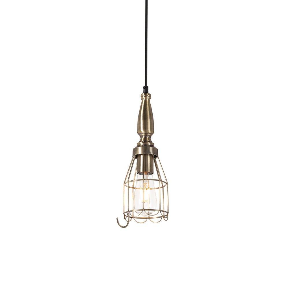 Metallic Torch Lamp, gallery image 1