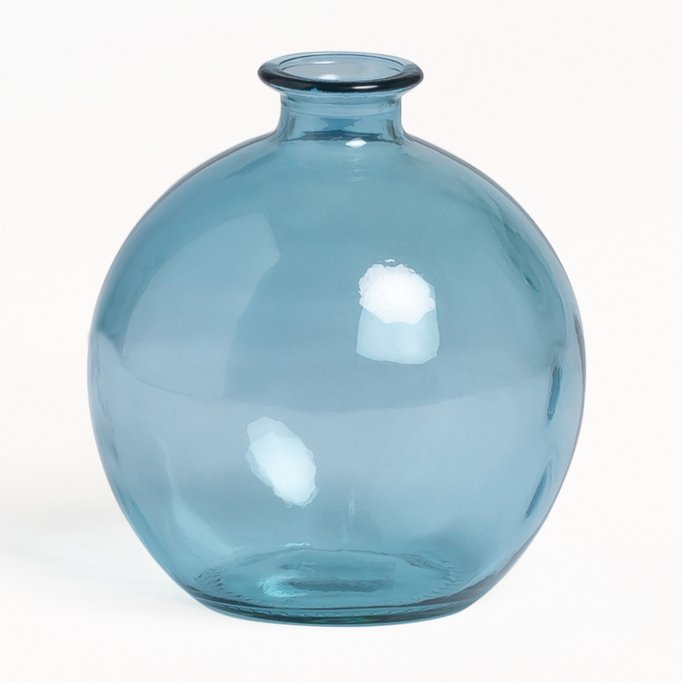 Recycled Glass Vase Kimma, gallery image 1