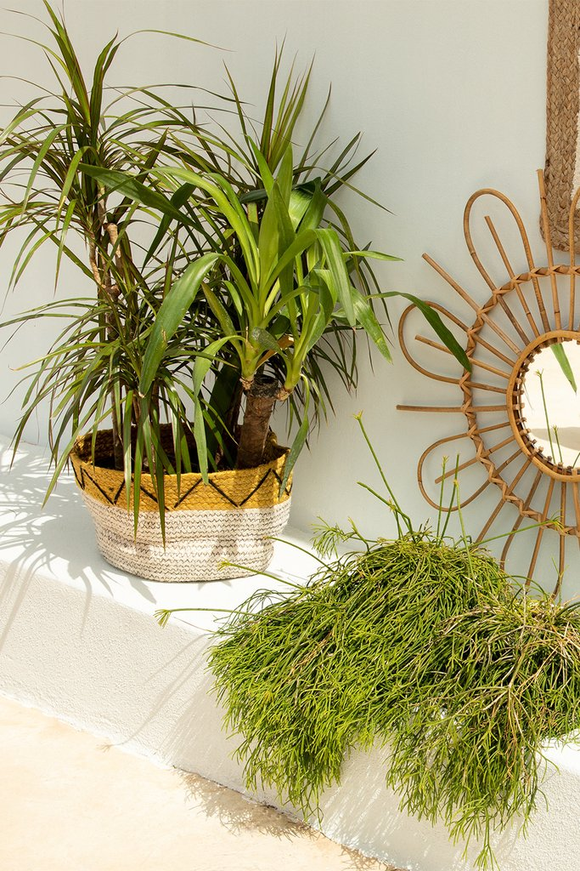 Jute Tinus Baskets, gallery image 1