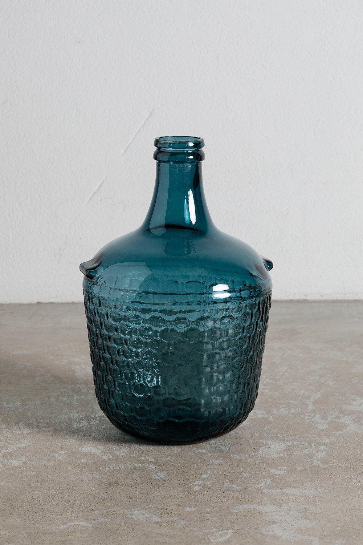 Raffas Recycled Glass Damajuanas, gallery image 1