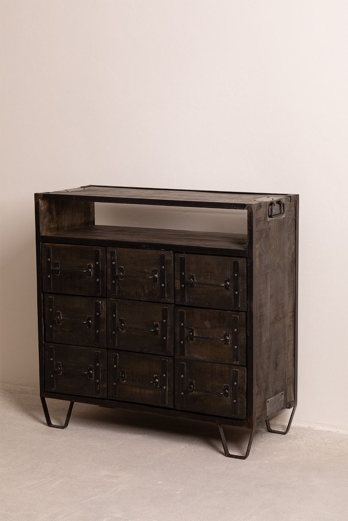 Wooden Chest of Drawers Warce , gallery image 1