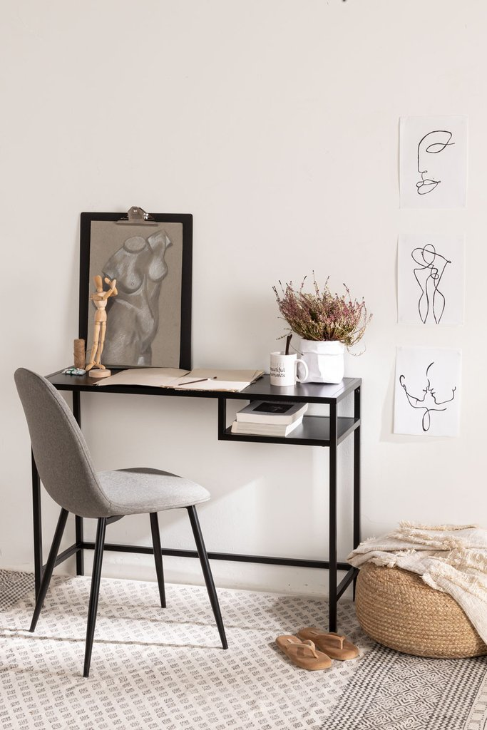 Glamm Dining Chair, gallery image 1