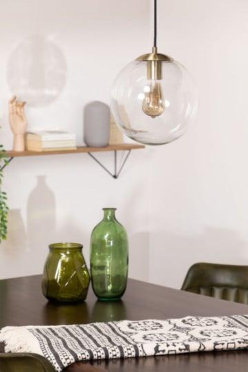 Ceiling Lamp in Metal Boyi