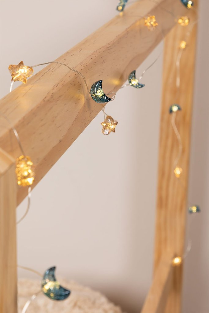 Decorative Garland LED Starly, gallery image 1