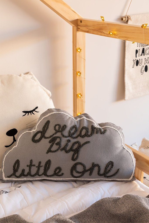 Somni Kids Cotton Cushion, gallery image 1
