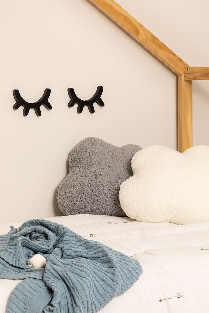Decorative Wall Tabs in MDF Ais Kids, gallery image 1