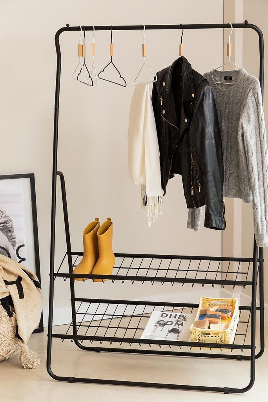 Coat Hanger- Shoe Rack Safra , gallery image 1