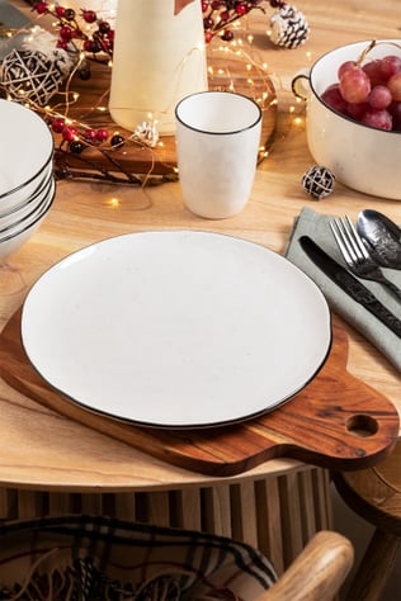 Pack of 4 Tellah Plates