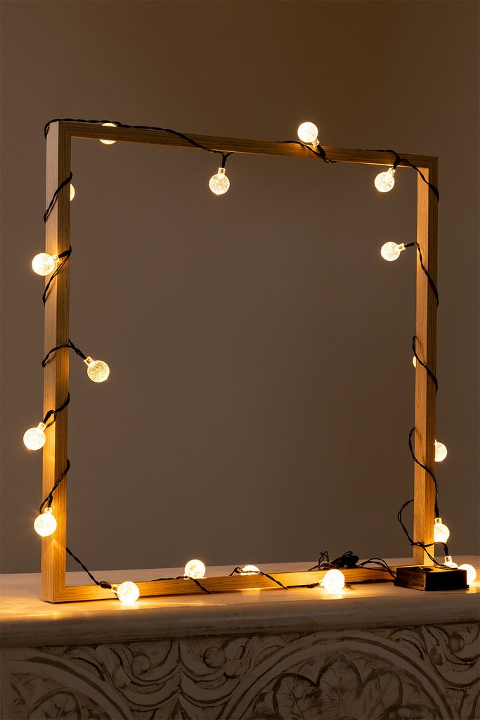 LED Garland with Solar Charger Pepo (5 m and 7 m) , gallery image 1