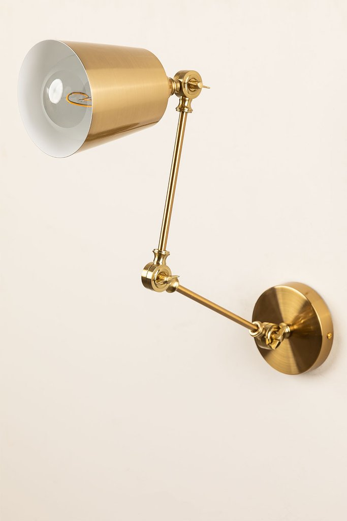 Wall Floy Gold Applique, gallery image 1