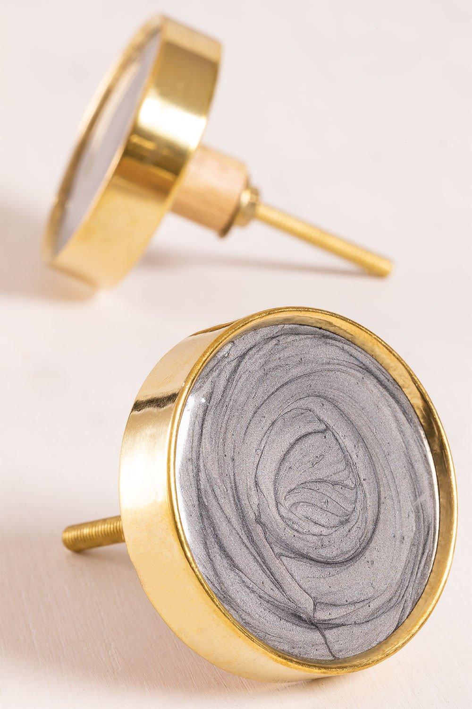 Set of 2 handles Algers , gallery image 1