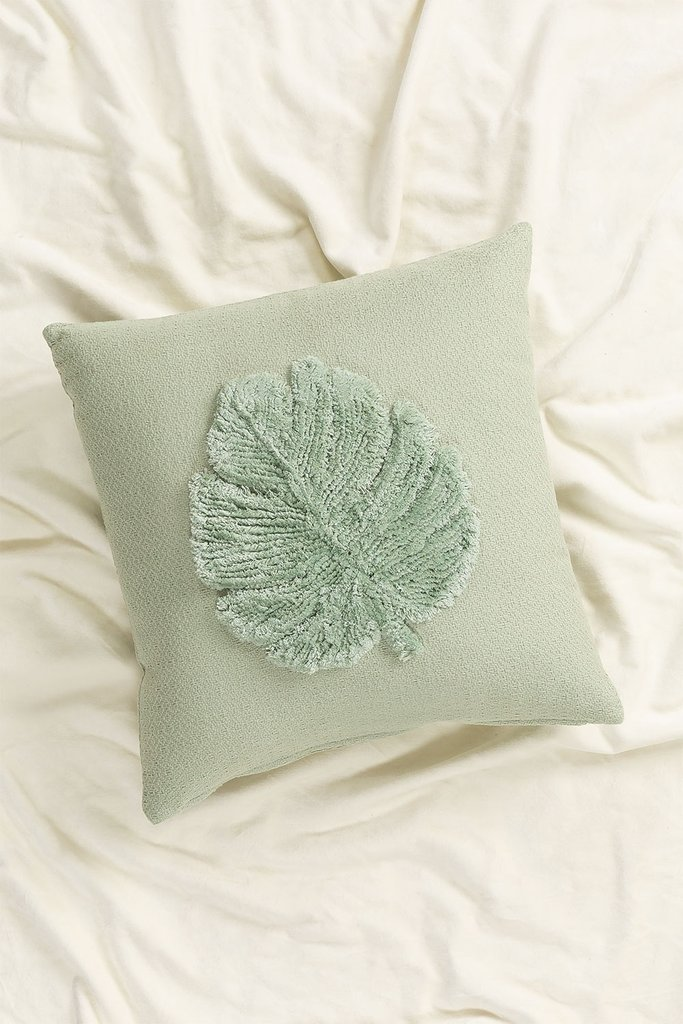 Cushion with Cotton Embroidery (45x45 cm) Muki, gallery image 1