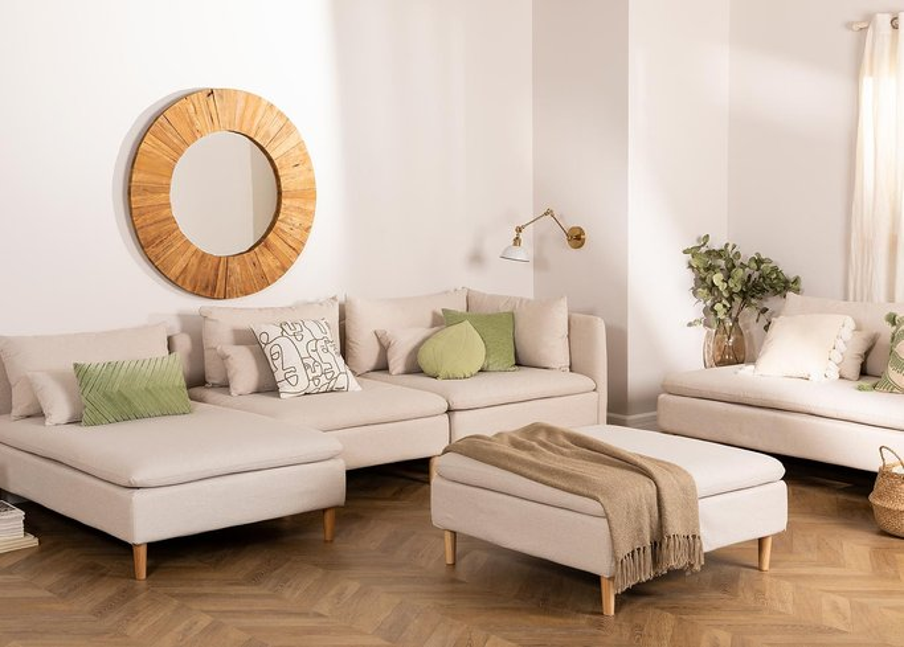 Sofa  Modules in Fabric Javir, gallery image 1