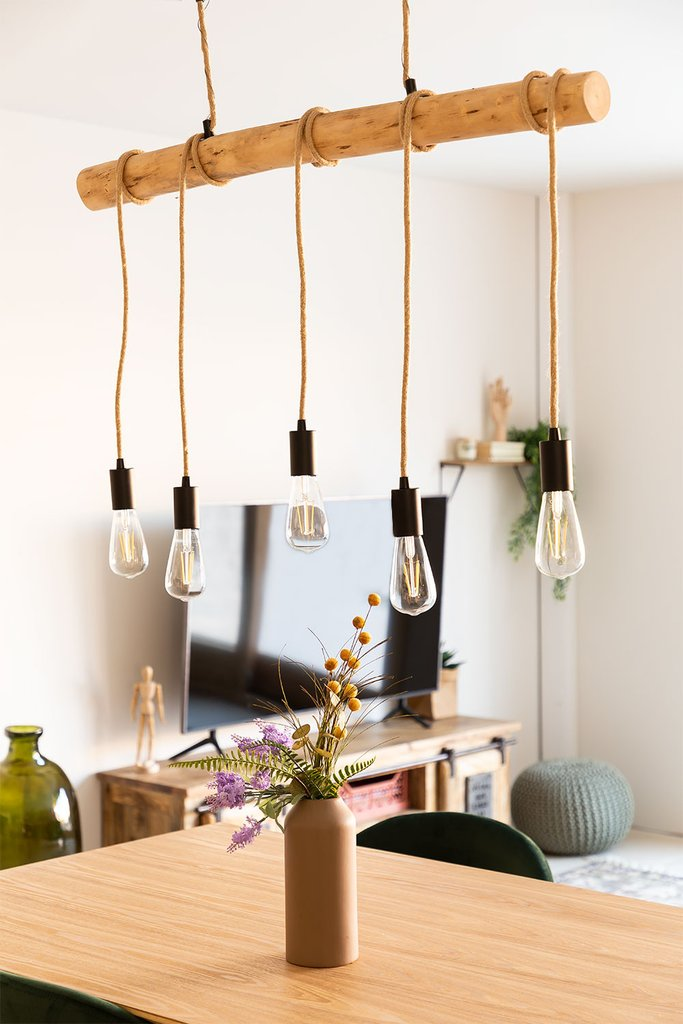 Ceiling Lamp Silian Natural, gallery image 1