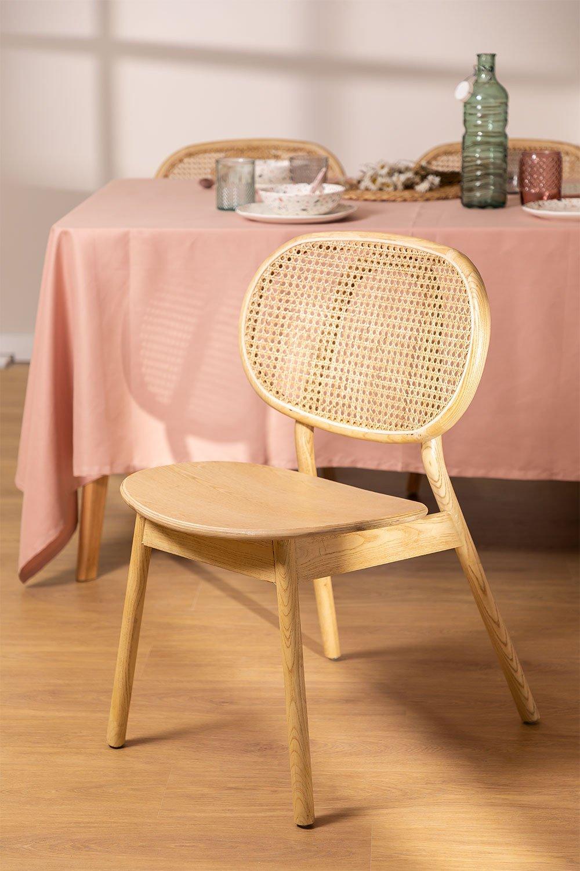 Elm Wood Chair Afri, gallery image 1
