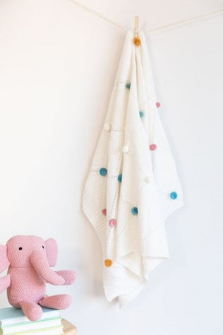 Volis Kids Cotton Knitted Swaddle