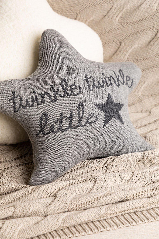Star Kids Cotton Cushion, gallery image 1