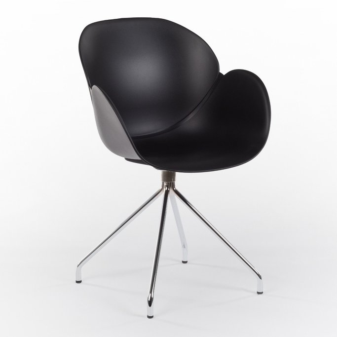 Tech Office Chair with Armrest, gallery image 1