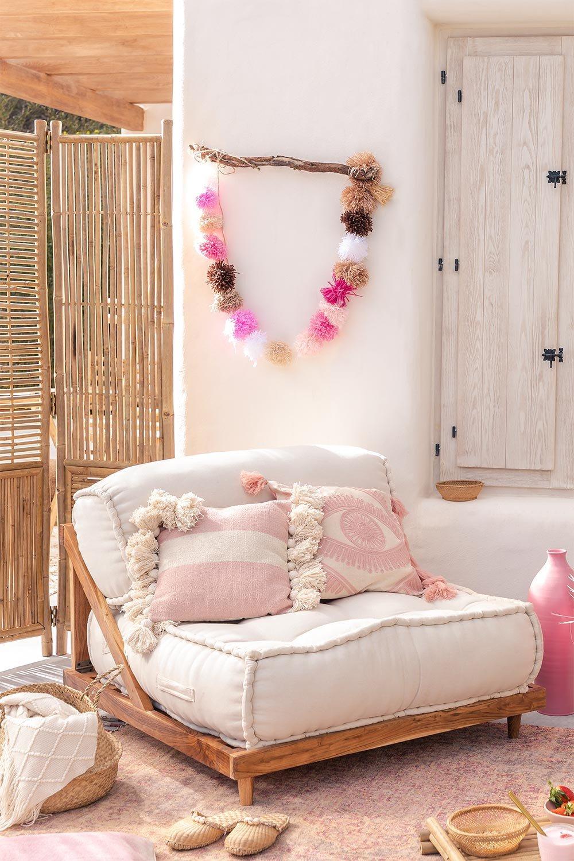 Modular Cotton  Sofa Yebel, gallery image 1