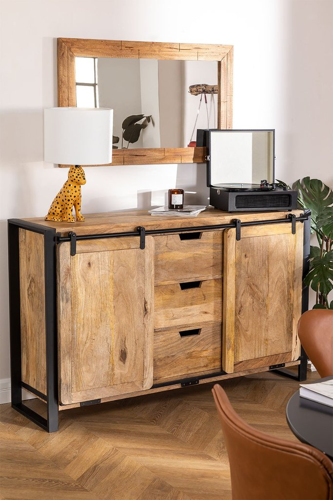 Wooden Chest of Drawers Kiefer , gallery image 1
