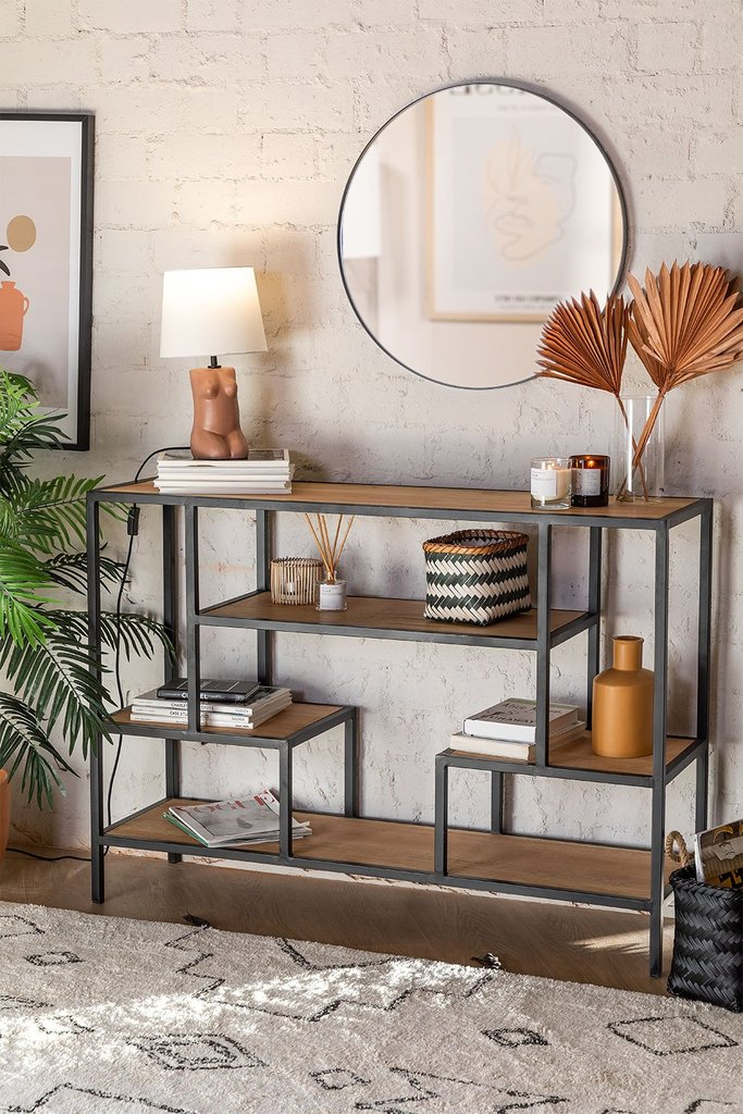 Recycled Wooden Shelving Vormir , gallery image 1