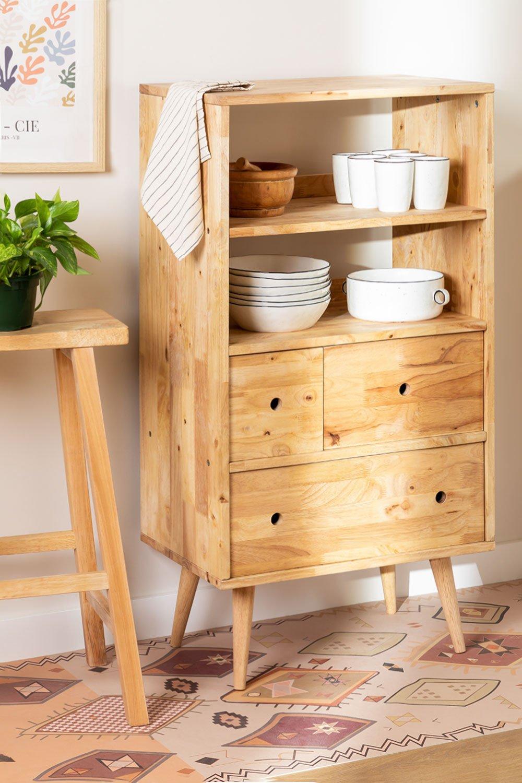 Wooden Cupboard Arlan , gallery image 1